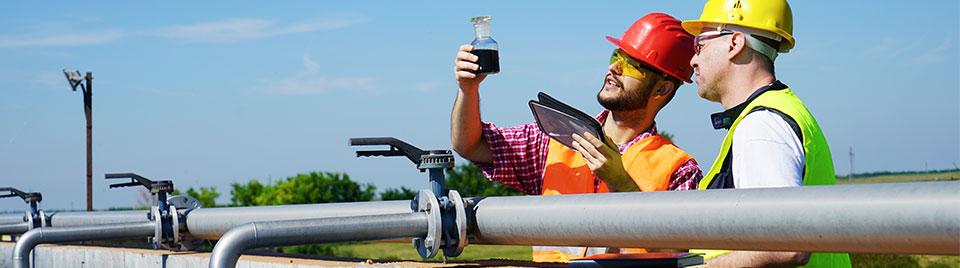 Water Treatment Hero