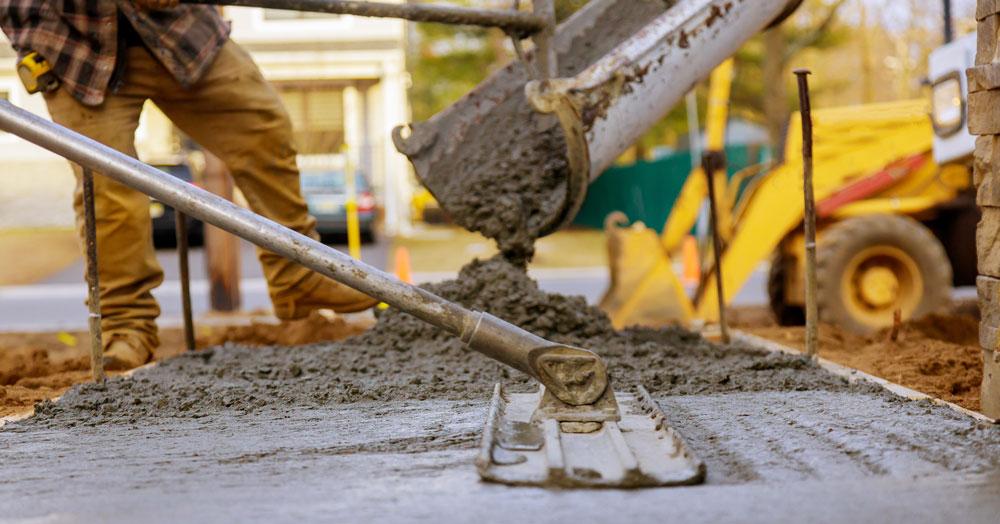 How to Treat Concrete Burns
