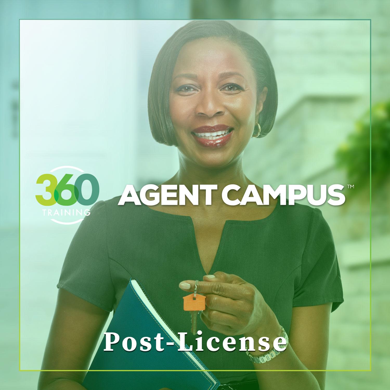 Agent Campus® real estate post-license