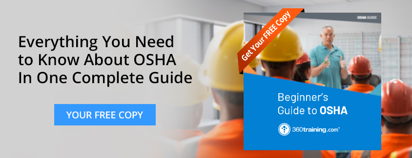 Beginners Guide to OSHA