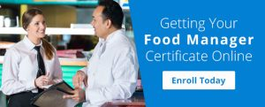 Getting Your Food Manager Certificate