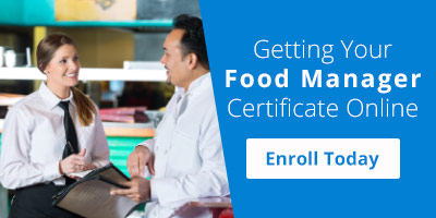 Food Manager Training for Certification