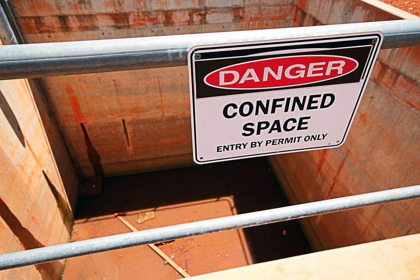 Confined Space Ruling
