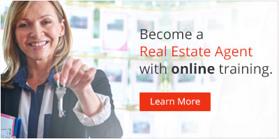 Become a Real Estate Agent with online training