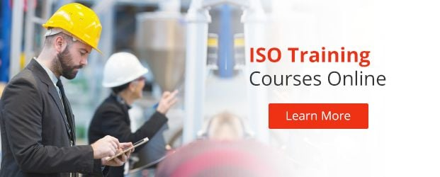 ISO Training Courses Online