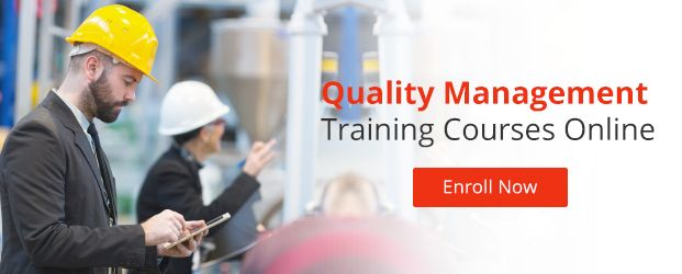 Quality Management Training Courses Online - Enroll now!