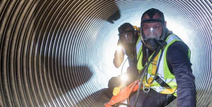 Confined Space Entry Training hero image
