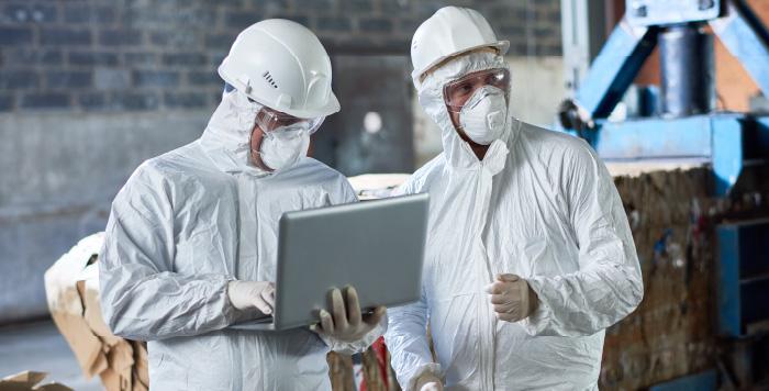 Asbestos Safety Training hero image