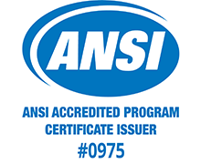 Learn2Serve ANSI Accredited Certified Issuer