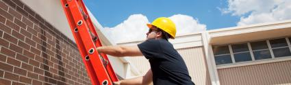 Extension Ladder Safety: How to Safely Climb a Ladder