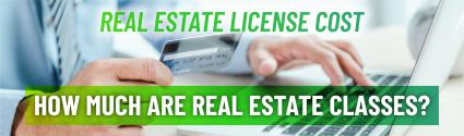 Real Estate License Cost: How Much Are Real Estate Classes?