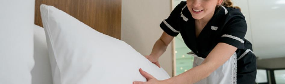 CAL OSHA Workplace Safety Regulations to Protect Hotel Housekeepers from Injury