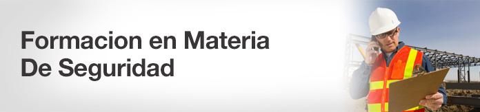 Formacion en Materia De Seguridad