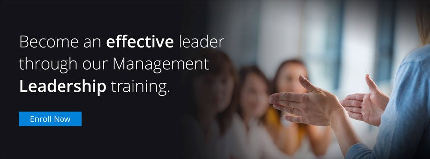 Management Leadership training