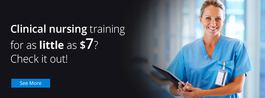 Clinical nursing training