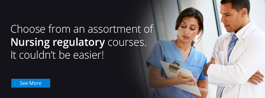 nursing regulatory courses