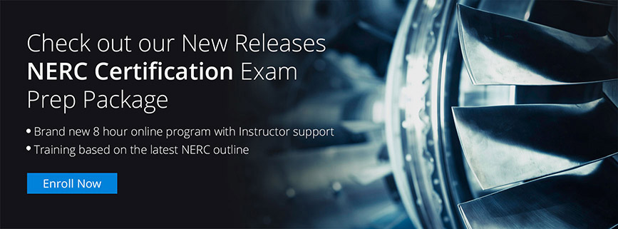NERC Certification Exam Prep Package