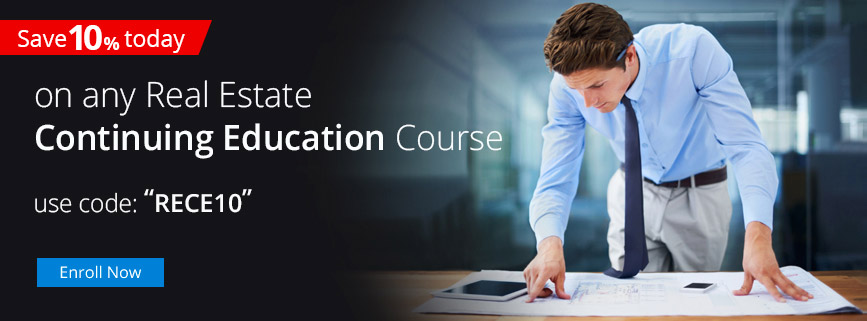 Real Estate Continuing Education course