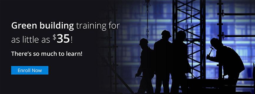 Green building training