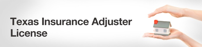 Adjuster License