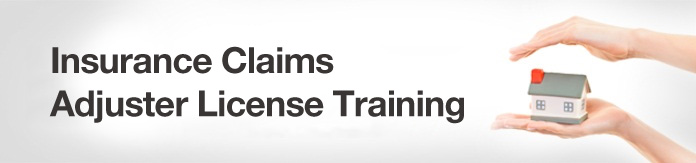 Adjusters License Training