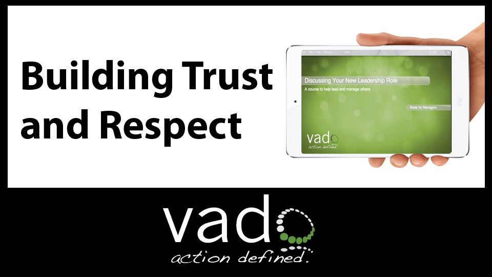 Building Trust and Respect