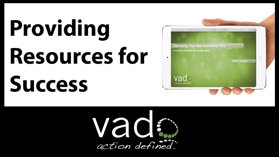 Providing Resources for Success