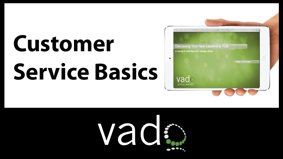 Competency Development Customer Service Basics