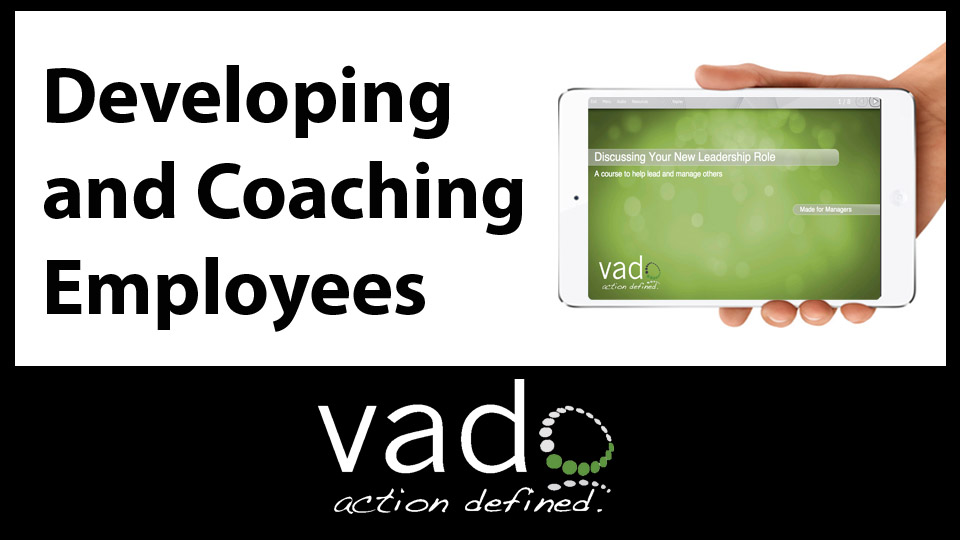 Developing and Coaching Employees
