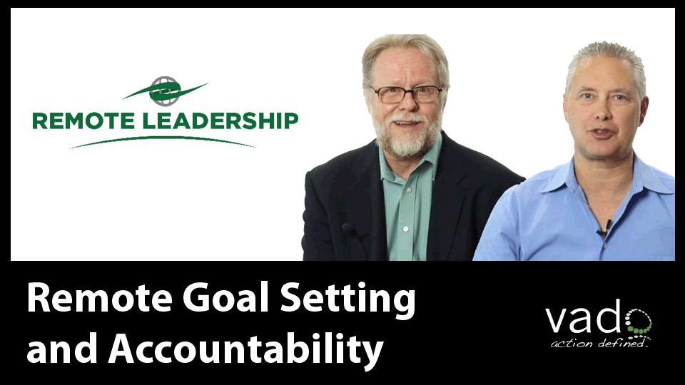 Remote Goal Setting and Accountability