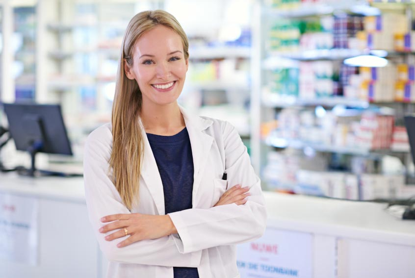 Medical and Fitness Careers Pharmacy Technician