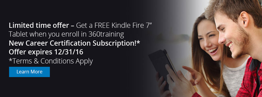 Get a Free Kindle Fire7.