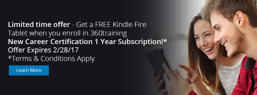 Get a Free Kindle Fire7 Tablet.