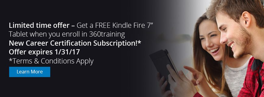 Get a Free Kindle Fire7.