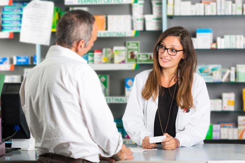 Retail Pharmacy Technician And Customer Service Representative