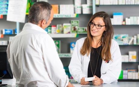 Retail Pharmacy Technician and Customer Service Representative ...