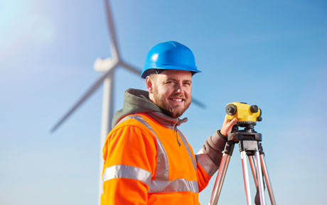Business Careers Wind Energy Professional