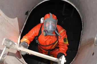 Confined Space Entry Training for General Industry