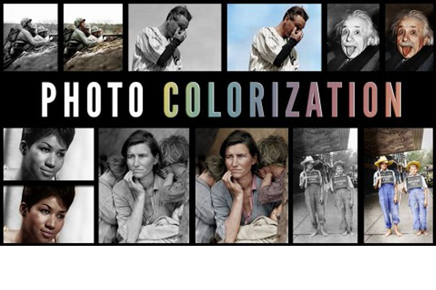 Photography How to Colorize Black and White Photos in Photoshop