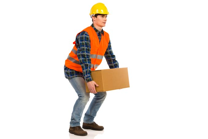 Employment Health and Safety Back Injury Prevention