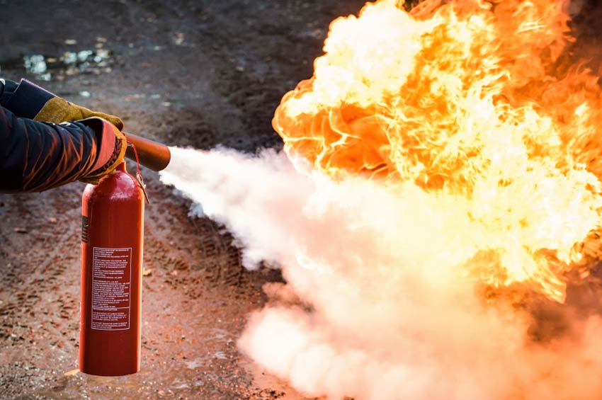 Construction Safety Training Fire Protection in the Workplace