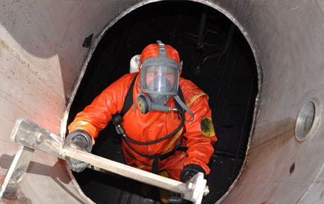 Surface Miner Training Working in a Confined Space (MSHA)