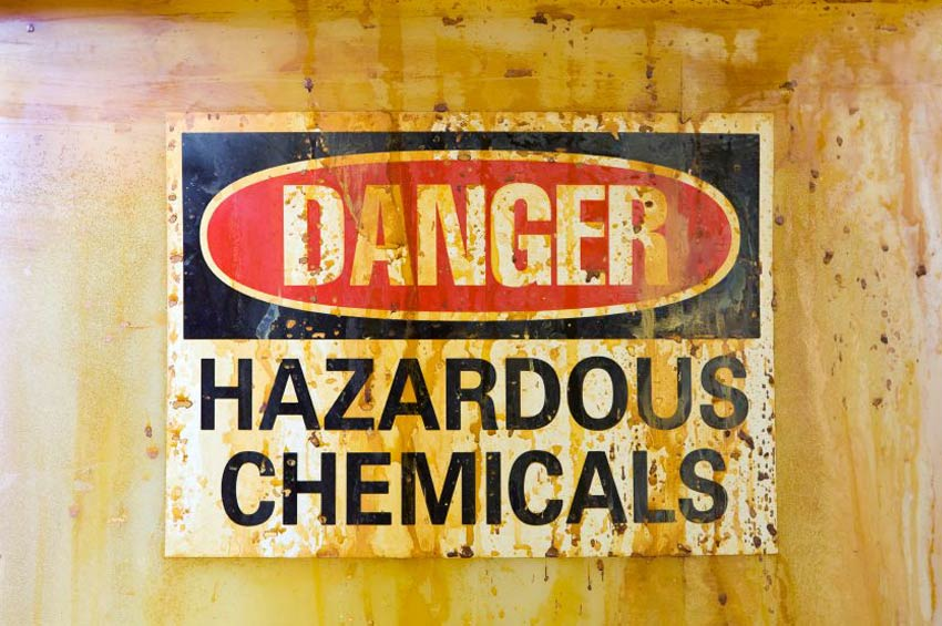 General Safety Hazardous Materials