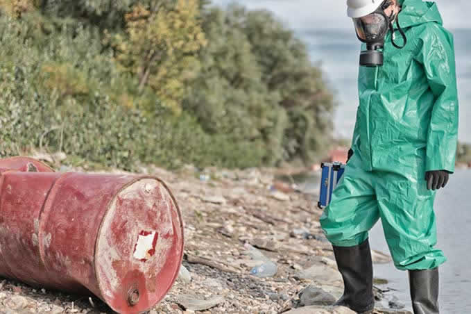 Identifying Your Hazardous Wastes