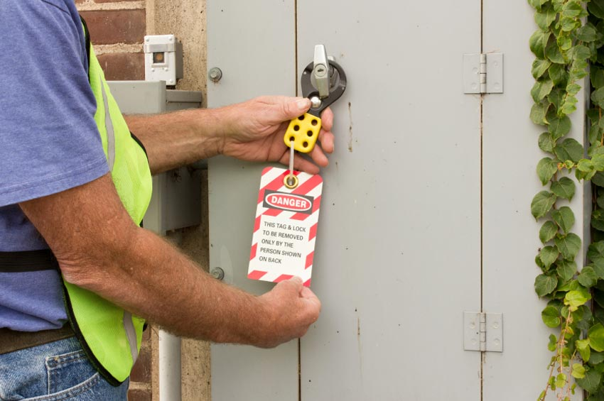 Wisconsin Lockout/Tagout (GI)
