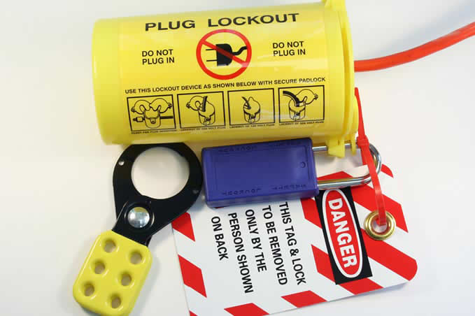 lockout tagout training certificate