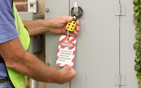Lockout/Tagout (GI)