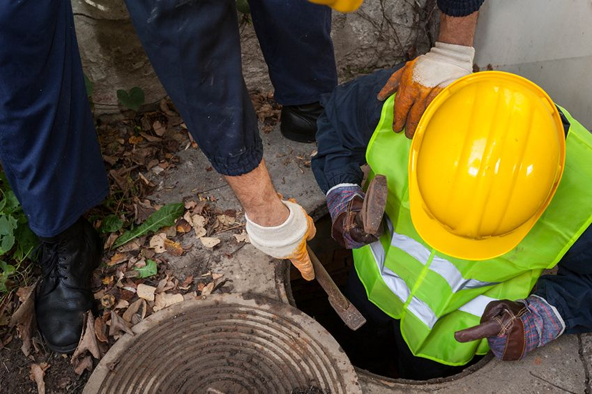 General Safety Confined Spaces & Permit Required Confined Spaces (GI)