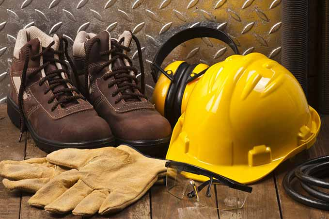 Personal Protective & Lifesaving Equipment Training