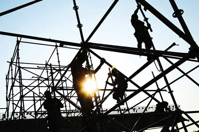 Construction Safety Training Scaffolding Safety (C)